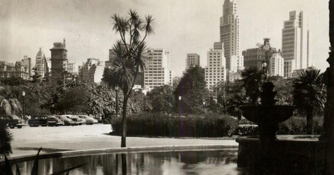SÃO PAULO, PARQUE DOM PEDRO II, 1960