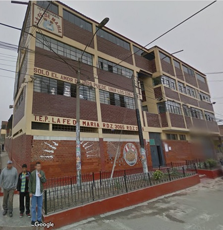 Colegio LA FE DE MARIA - Comas