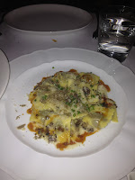 Ravioli from Lafayette Grand Cafe and Bakery NYC