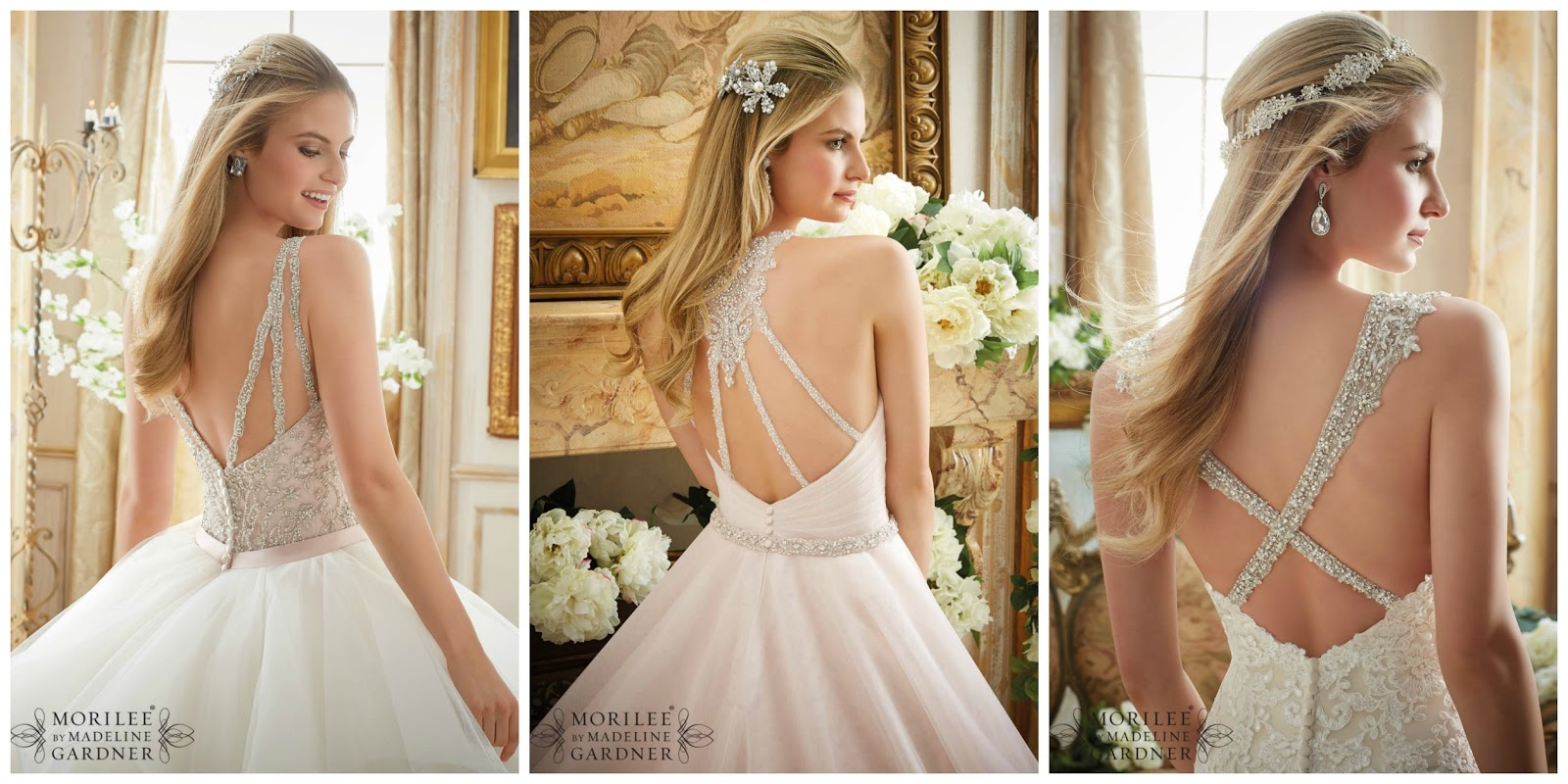 Brides of America Online Store: Bridal Gowns with Beautiful Backs