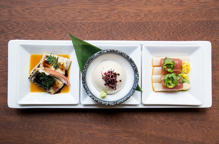 Nobu Shoreditch - Saten Mori (Chef's Selection)