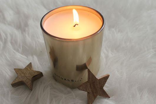 Candle Love ♥ | RITUALS light the way candle -        Jess In Retrospect