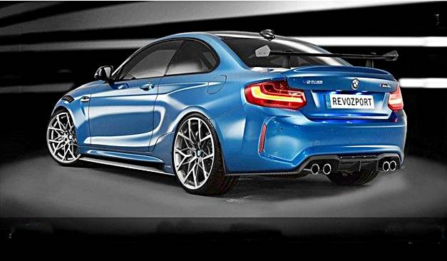 2017 BMW M2 Raze By RevoZport with 480hp
