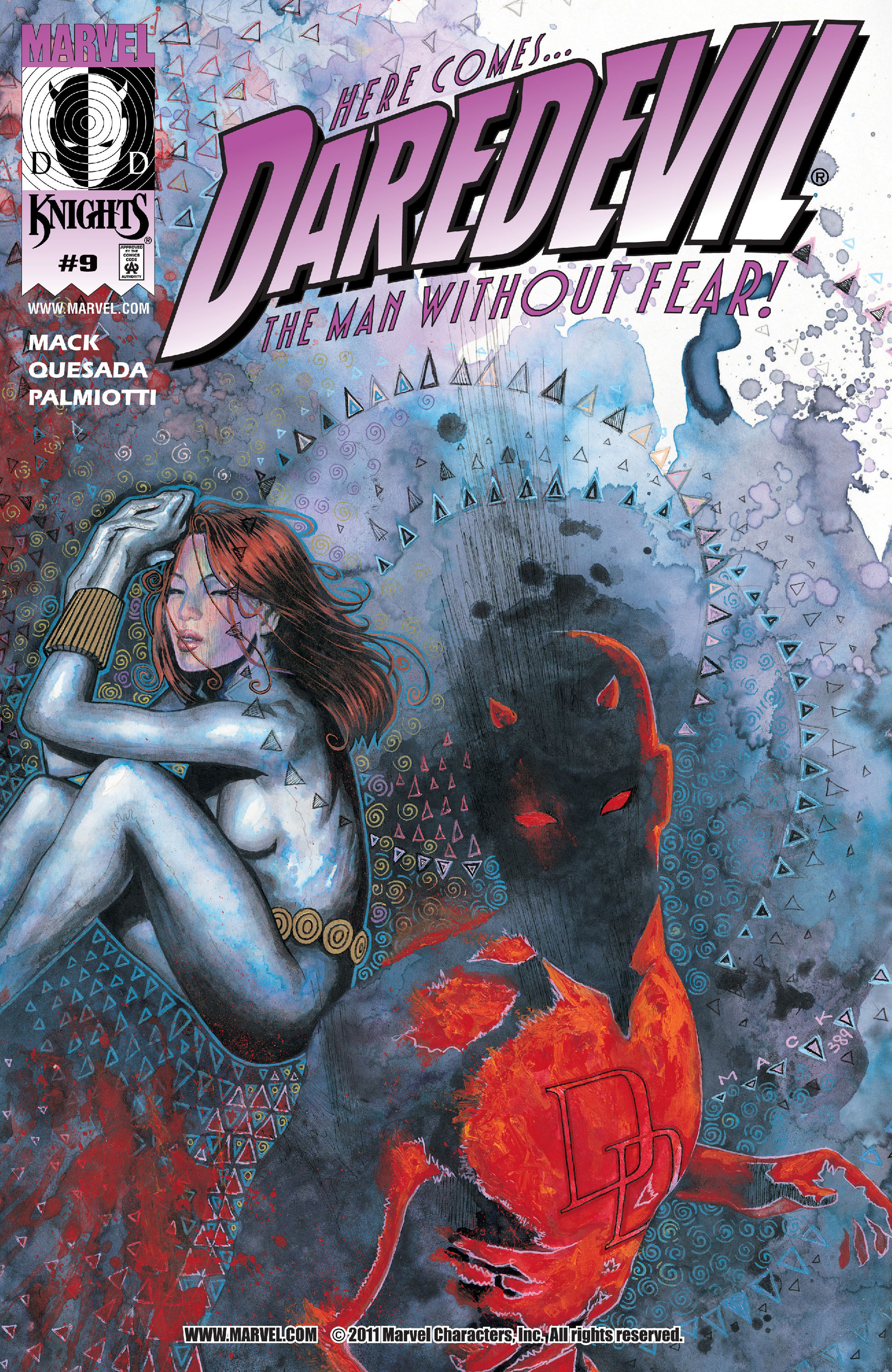 Daredevil (1998) 9 Page 1