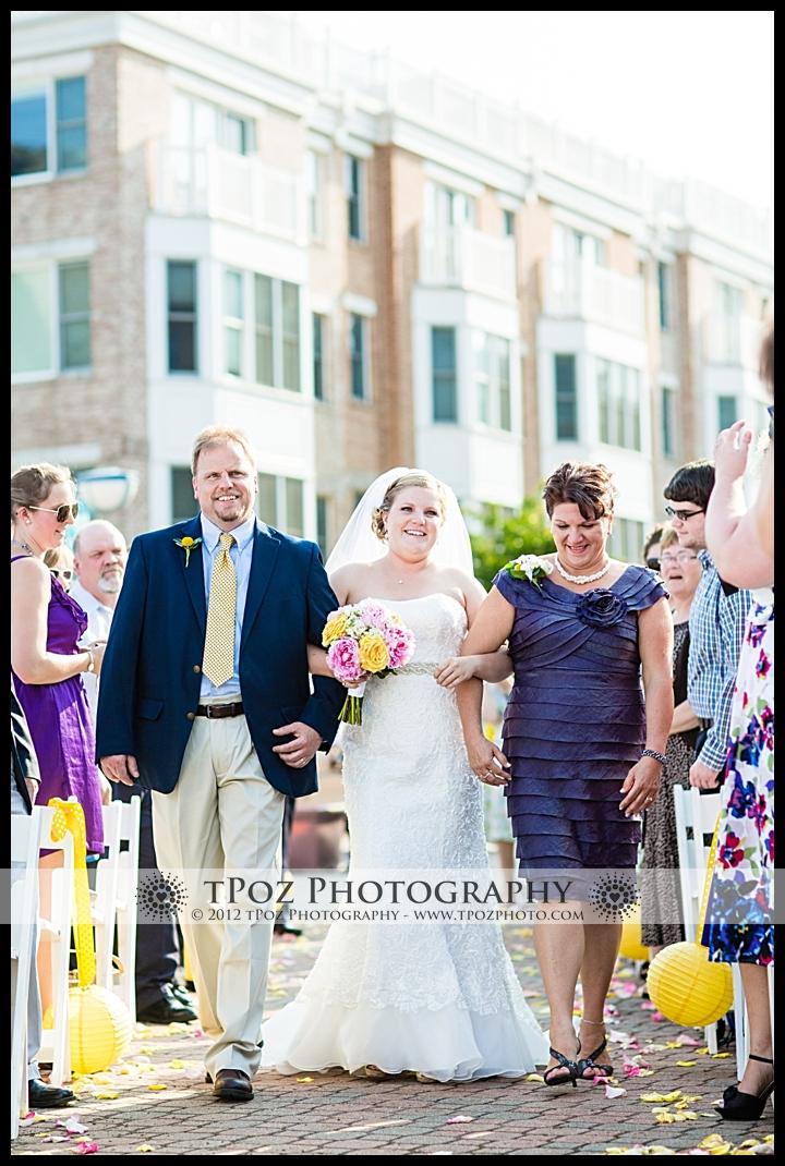 Tabrizi's wedding ceremony