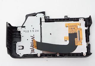 Back Case Canon EOS 1200D