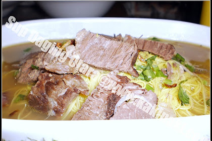 Resepi Sambal Hitam Bihun Sup