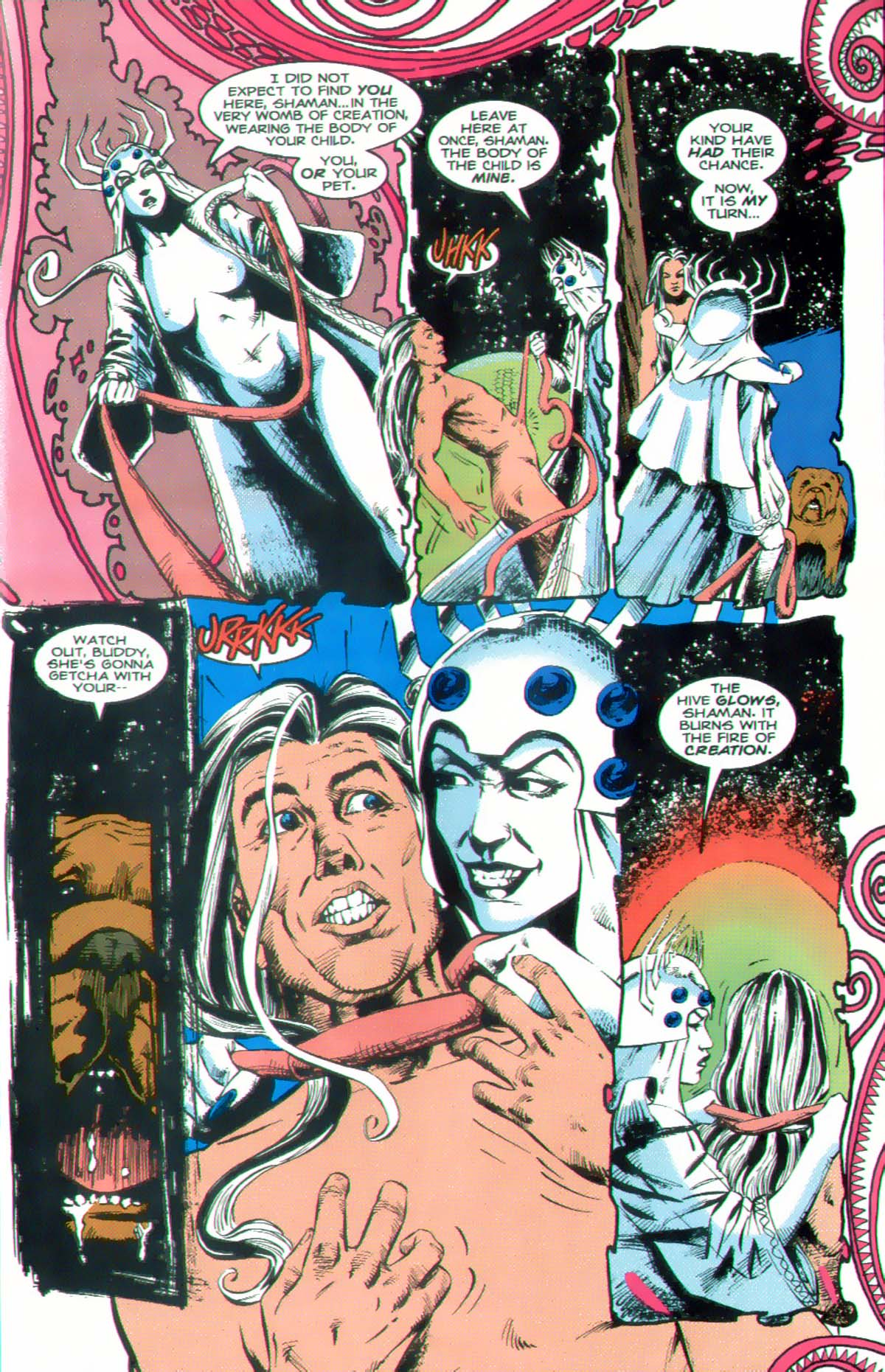 Read online Animal Man (1988) comic -  Issue #89 - 10