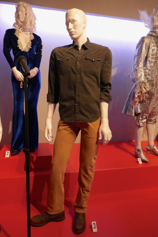 Bradley Cooper A Star Is Born Jackson Maine costume