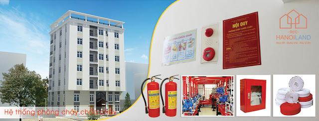 phòng cháy chữa cháy chung cư mini
