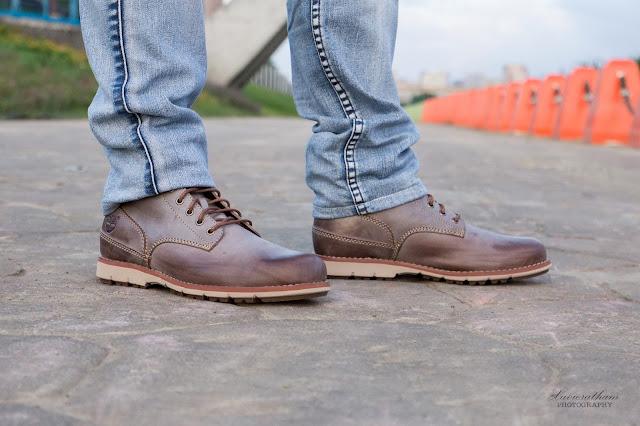 「敗家之路」Timberland 深褐色復古摔紋高筒靴 - 12