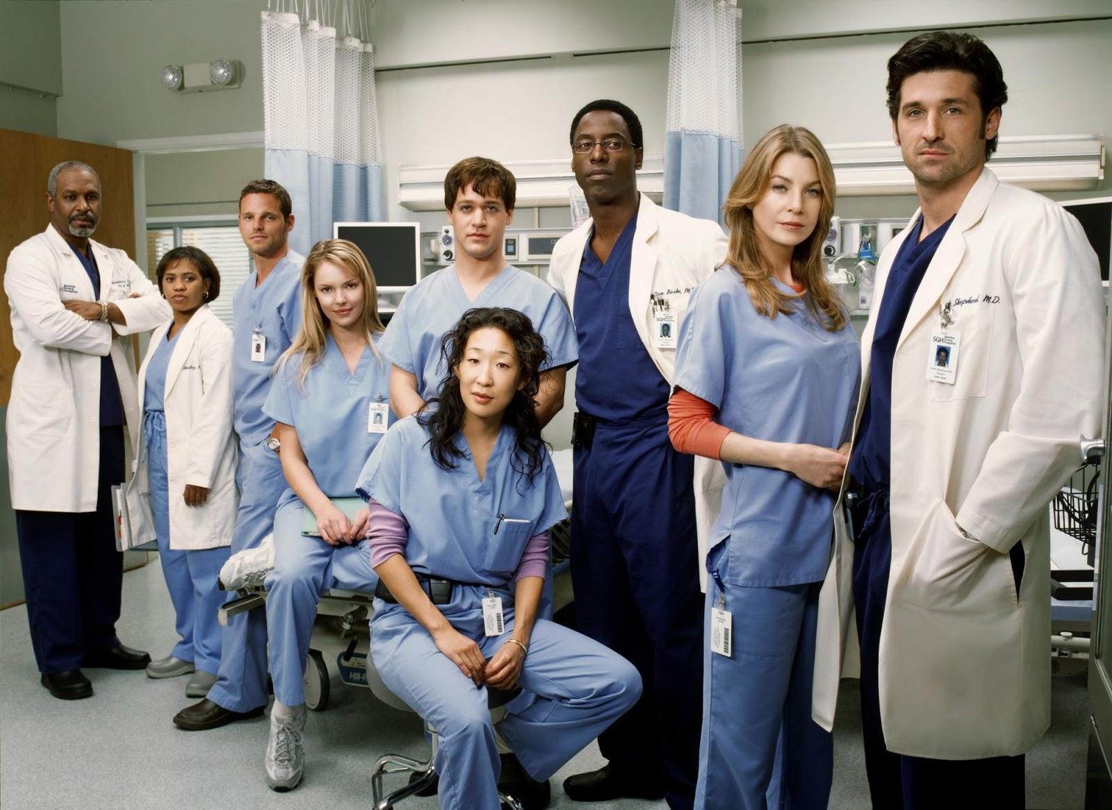 15 Temporada De Grey's Anatomy Assistir el spoiler compulsivo: orden de visualización del universo