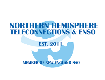 NORTHERN HEMISPHERE TELECONNECTIONS & ENSO