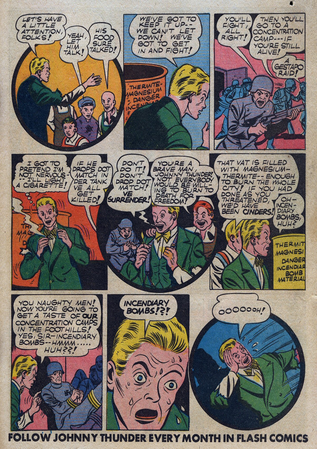 Read online All-Star Comics comic -  Issue #14 - 56