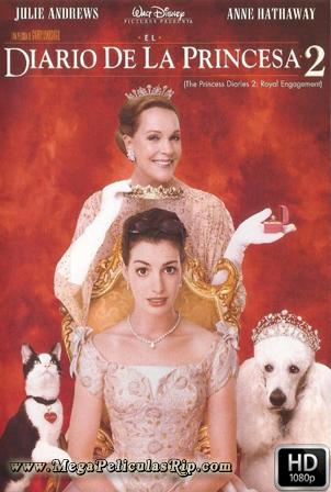 El Diario De La Princesa 2 [1080p] [Latino-Ingles] [MEGA]