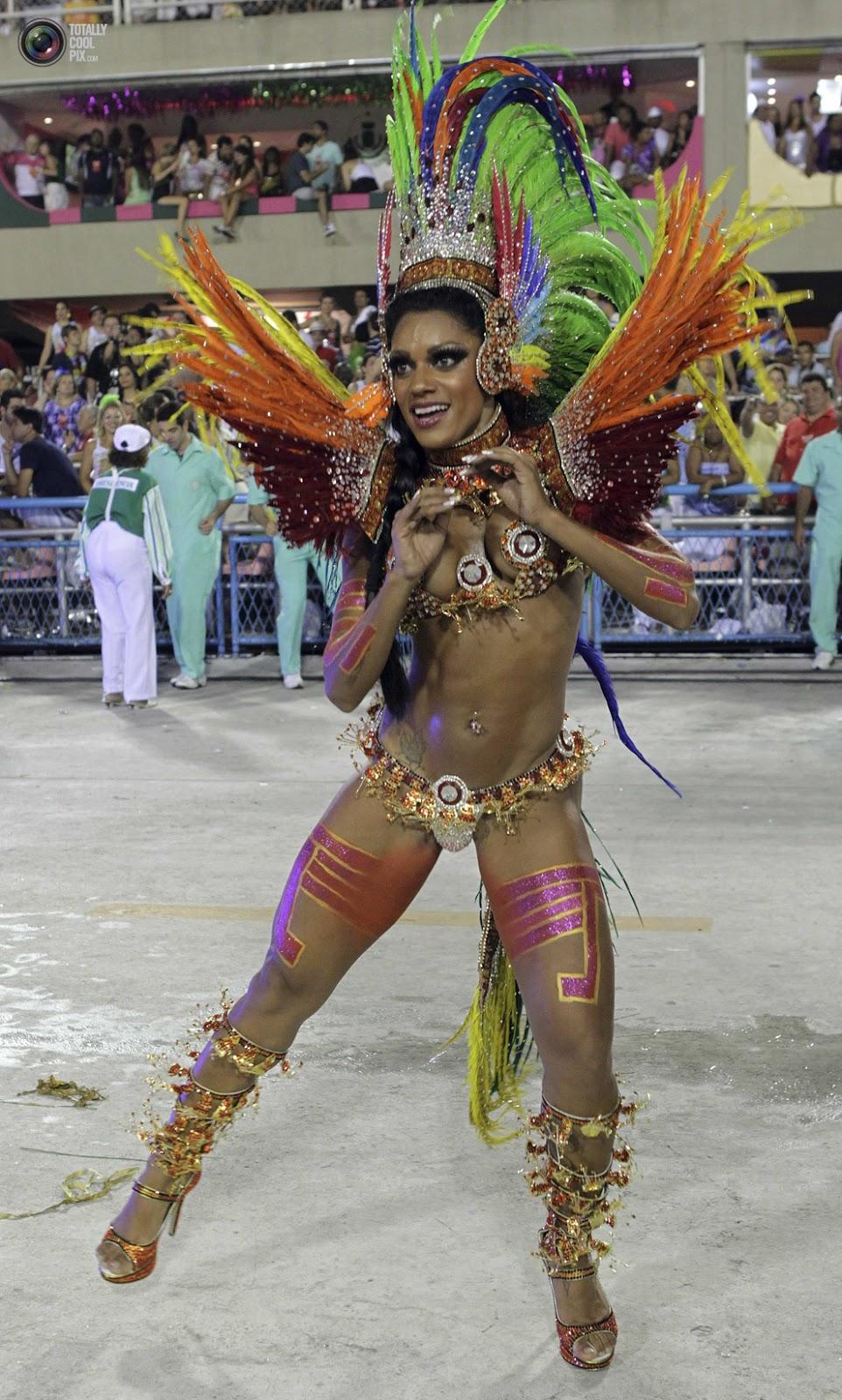 Naked Brazilian Girls Dancing