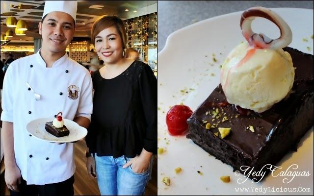 Chef Adam and Raquel Bartolome of Vikings Buffet