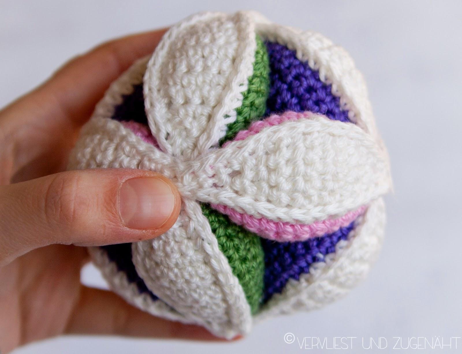 Vervliest Und Zugenäht Amish Puzzle Ball
