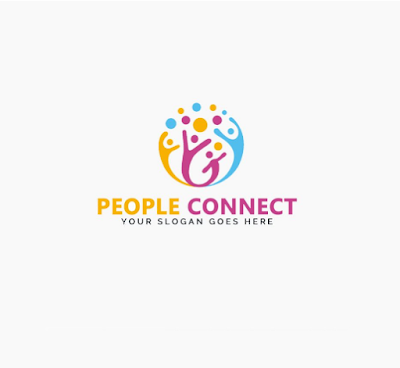People Logo PNG and PSD Free