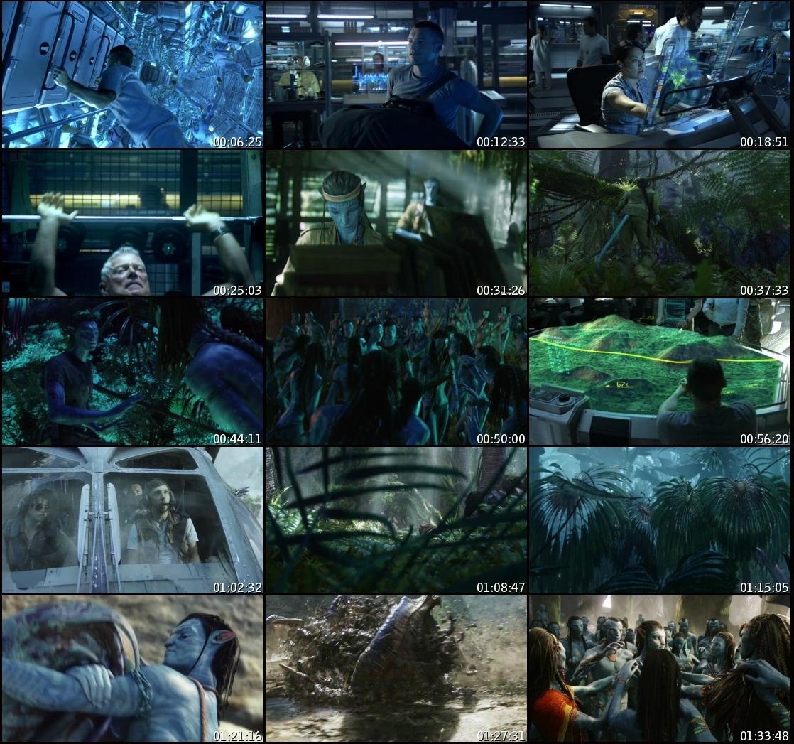 CLiCK 4 FREE: Avatar (2009) EXTENDED BluRay 720p 1.2GB