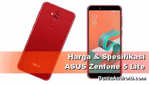 Harga Android Zenfone 5 Lite ZC600KL