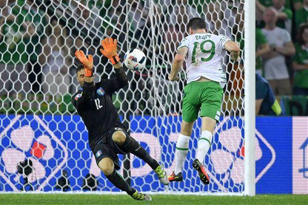 Calcio. Euro 2016: l'Italia sconfitta dall'Irlanda per 1 a 0