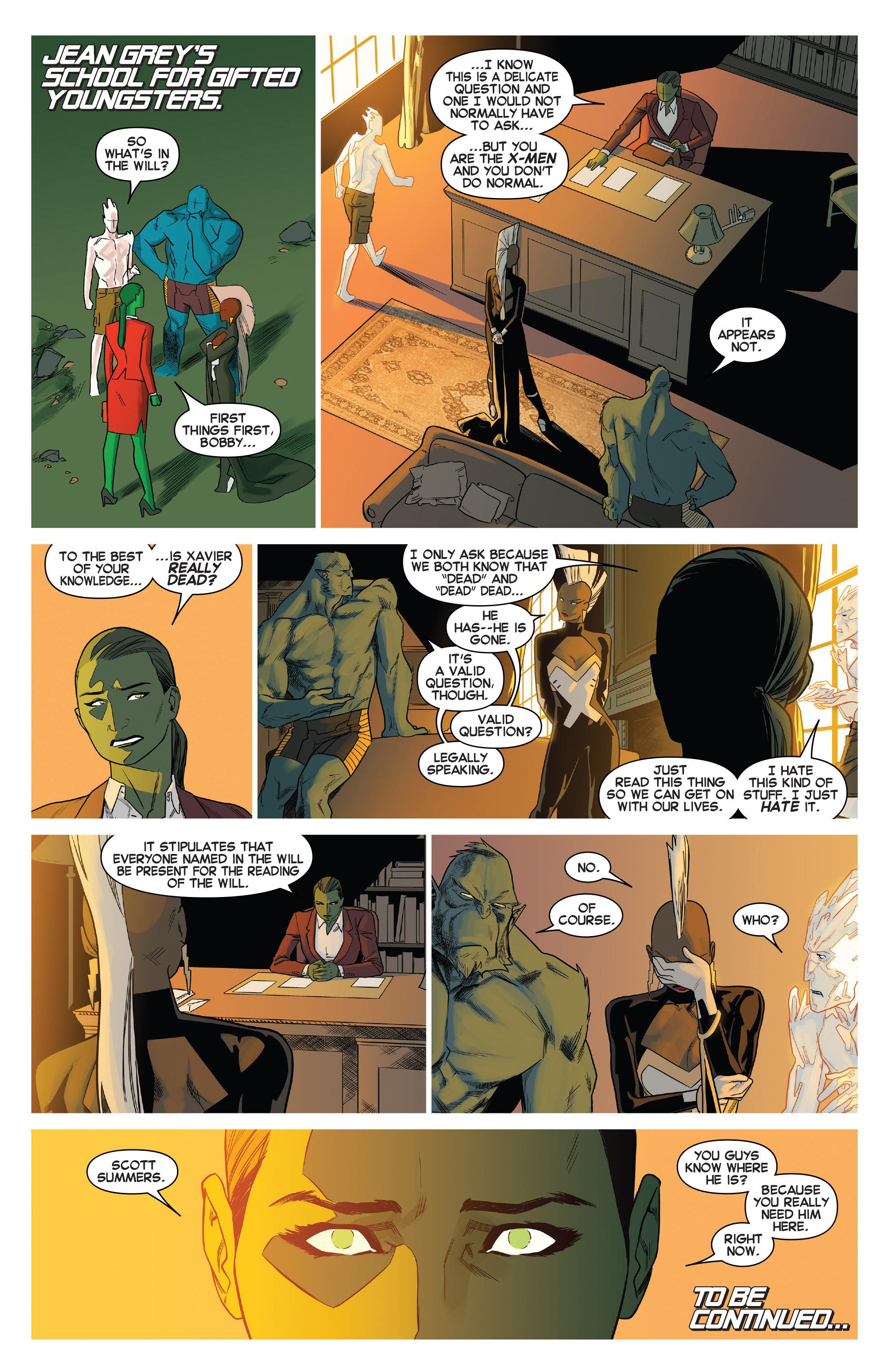 Read online Uncanny X-Men (2013) comic -  Issue # _TPB 4 - vs. S.H.I.E.L.D - 99