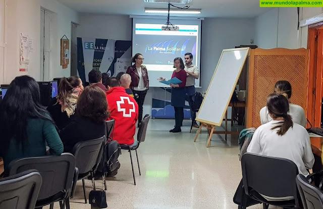 El Cabildo pone en marcha la web de 'La Palma Solidaria' que integra toda la información y recursos de voluntariado de la isla