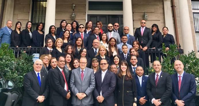 Estudiantes UASD visitan Washington en octava edición del programa Líderes Visitantes