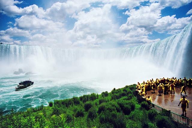O que fazer no verão em Niagara Falls