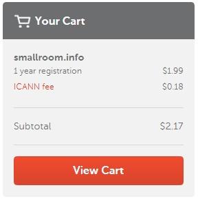 Pembayaran Domain