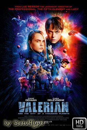 Valerian Y La Ciudad De Los Mil Planetas [1080p] [Latino-Ingles] [MEGA]