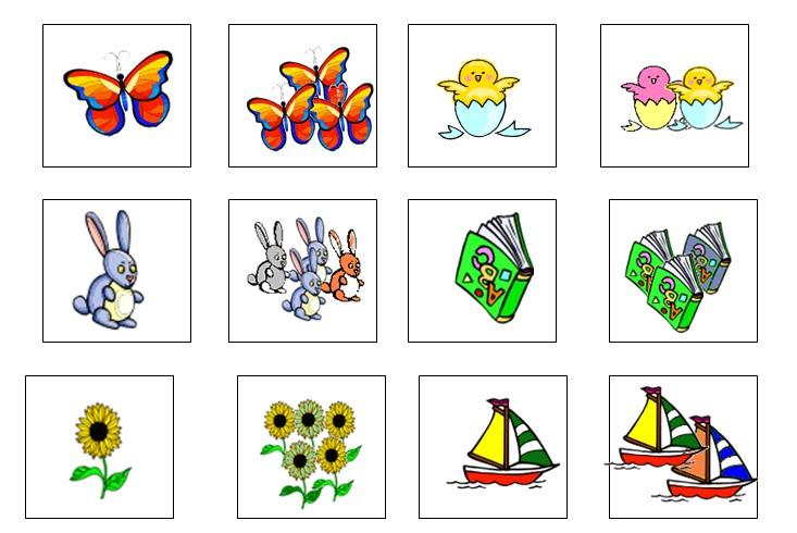 Comunes Dibujos Individuales Sustantivos