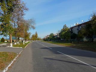 Васильковка. Ул. Спортивная