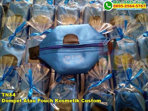 Jual Dompet Atau Pouch Kosmetik Custom