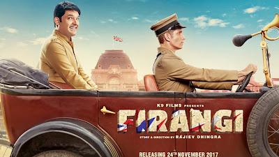 Firangi Movie New Poster Image