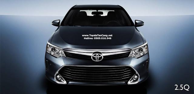 Toyota Camry 2015 2.5Q tại Việt Nam