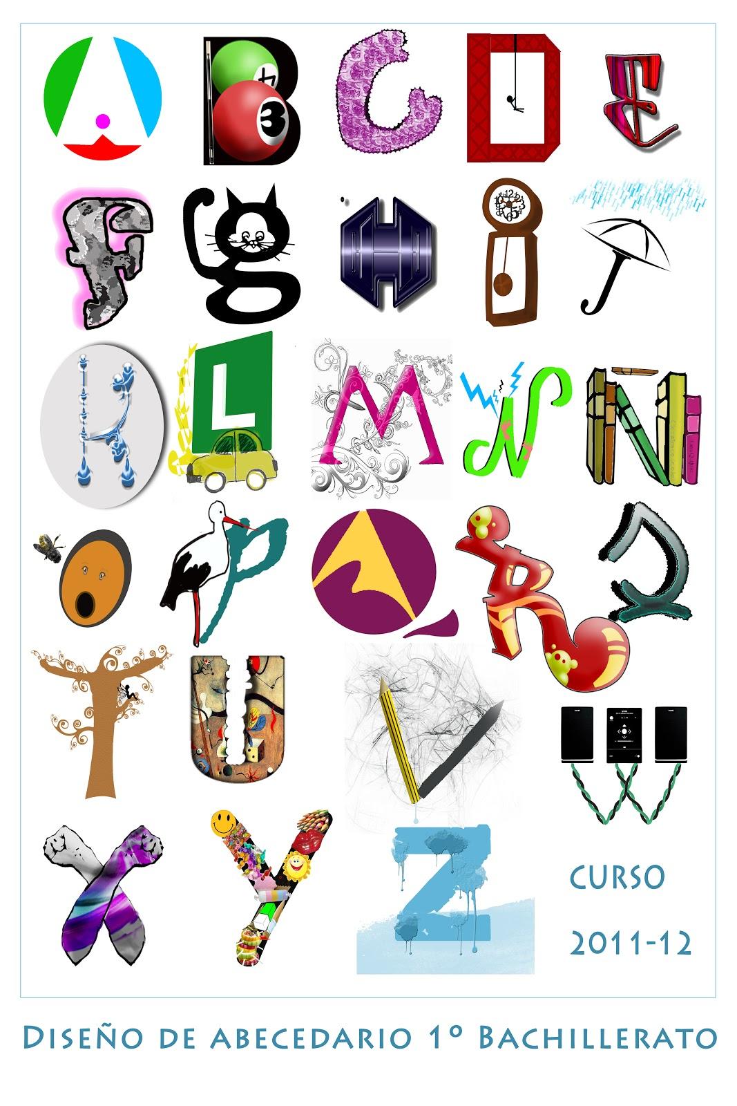 10 dibujos con la letra f