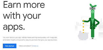 Cara Mendapatkan $100/hari Dari Admob