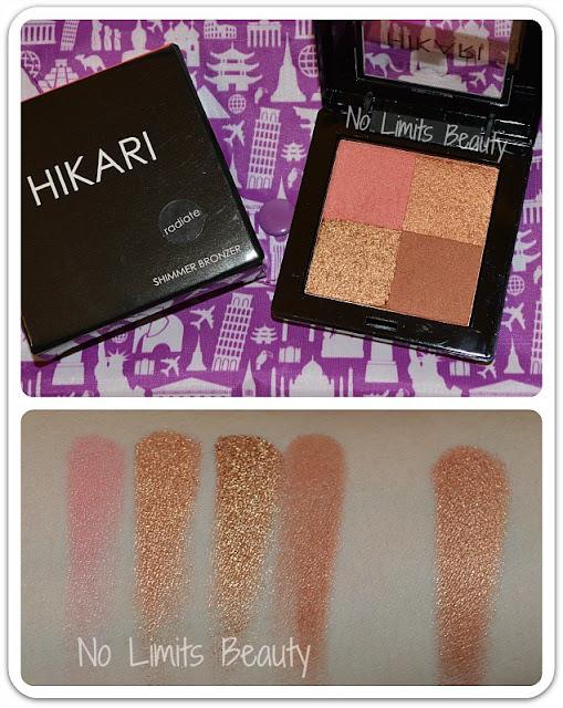 Ipsy Mayo 2016 - Hikari Shimmer Bronzer