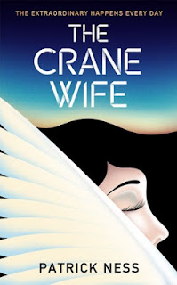 The Crane Wife by Patrick Ness book cover