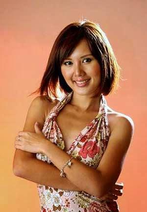 Julie Woon artis malaysia bugil hot terbaru