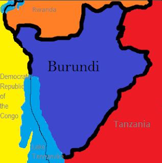 The ethnic groups in Burundi are Hutu 85%, Tutsi 14%, and Twa and other 1%.