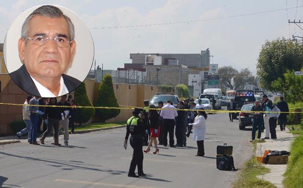 """Vicente Bermudez Zacarias, 37 anos, foi o juiz que presidia o caso Joaquin """"El Chapo"""" Guzman. Zacarias vivia em Metepec, que fica cerca de 72 quilômetros a oeste da Cidade do México"""