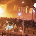 "Fourth Horseman ""Ghost"" of the Apocalypse appears at Egypt protests (Video)"