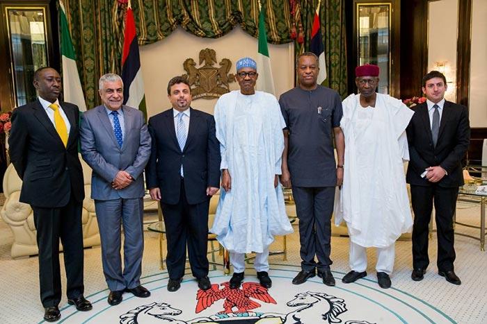 King Of Jordan sends representatives to meet president Buhari in Abuja