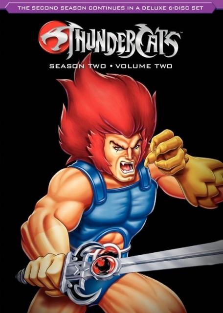 ThunderCats - Cartoon Network Cartoons