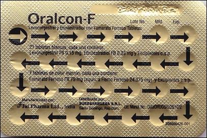 Secundarios perla pastillas anticonceptivas efectos