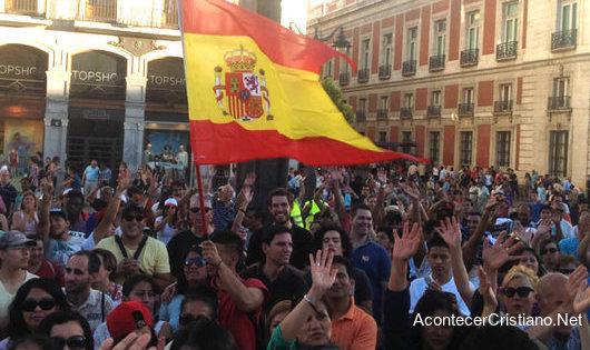 Crece evangélicos en España