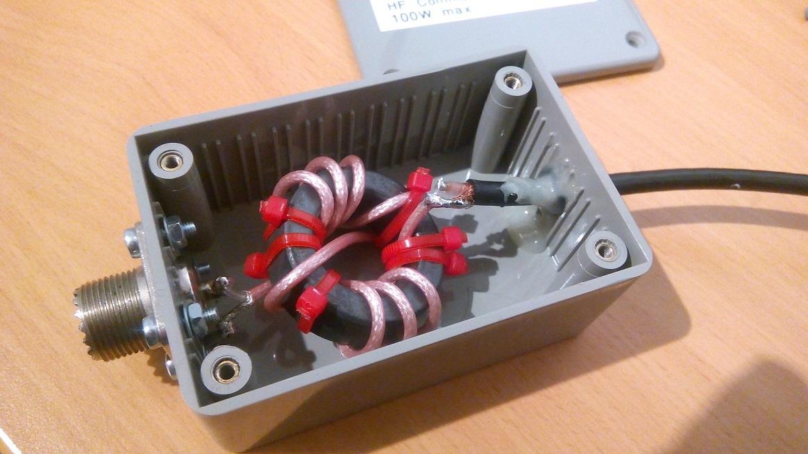 End Fed Half Wave (EFHW) Antenna Upgrade Part 3